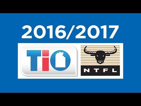 Tiwi Bombers v Palmerston; Grand Final – U15 Women; TIO NTFL 2016/17