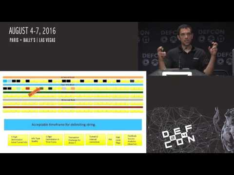 DEF CON 24 - Weston Hecker - Hacking Next Gen ATMs From Capture to Cashout