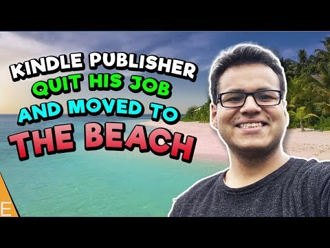 How To Make Your First $1500 A Month With Kindle Publishing | Self Publishing Success Story