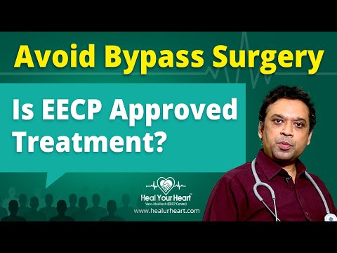 how can i be assured that eecp is an approved treatment