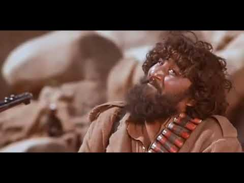 China Gate Comedy Scenes, Amresh Puri, Om Puri ...