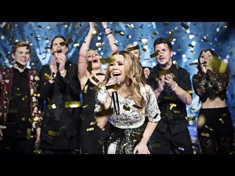 Lisa Ajax sjunger Unbelievable som vinnare av Idol 2014 - Idol Sverige (TV4)