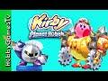 Kirby Planet Robobot Meta Knight amiibo HobbyGamesTV
