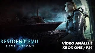 Resident Evil Revelations PS4 / Xbox One | Análisis GameProTV