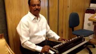 """Chillendra Chillendra"" Bulbul tarang instrument Recording Session with"