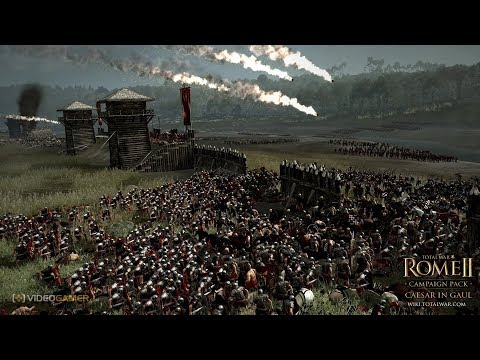 Rome 2: Total War - как изменить кол-во отрядов в армии, как изменить кол-во юнитов и время боя.