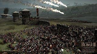 Rome 2: Total War - як змінити кількість загонів в армії, як змінити кількість юнітів і час бою.