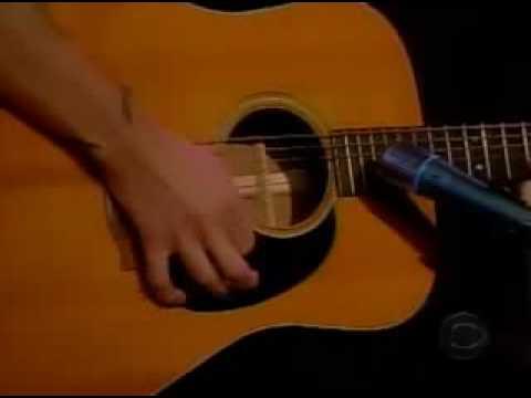 Foo Fighters - My Hero Acoustic