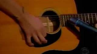 Foo Fighters - My Hero Acoustic