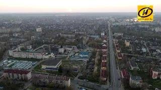 Александр Лукашенко посещает с рабочей поездкой Гомельскую область