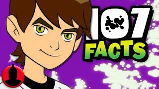 107 Ben 10 Facts YOU Should Know - (ToonedUp #108) @ChannelFred