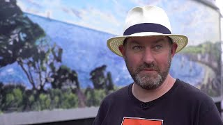 Artist David Downes shares about his Autism