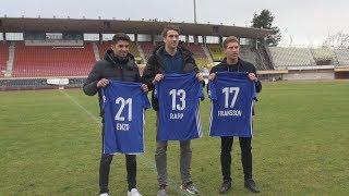 Enzo Zidane signe au Lausanne-Sport