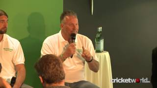 Cricket TV - Sir Ian Botham Relives 1981 Ashes Headingley Test - Cricket World TV