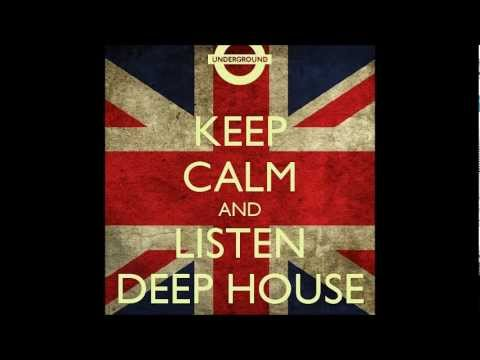 KEEP CALM AND LISTEN DEEP HOUSE LIVE SET