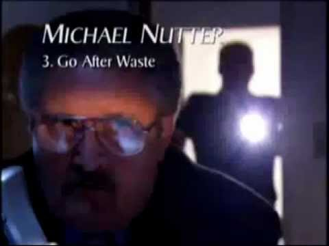 Robert Bizik in Mayor Nutter's Campaign Commercial.