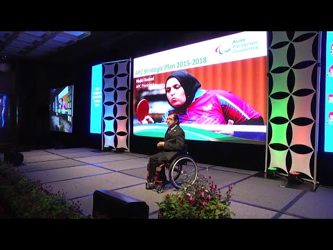 Asian Paralympic Committee Strategic Plans | ASEAN Para Games Symposium 2015
