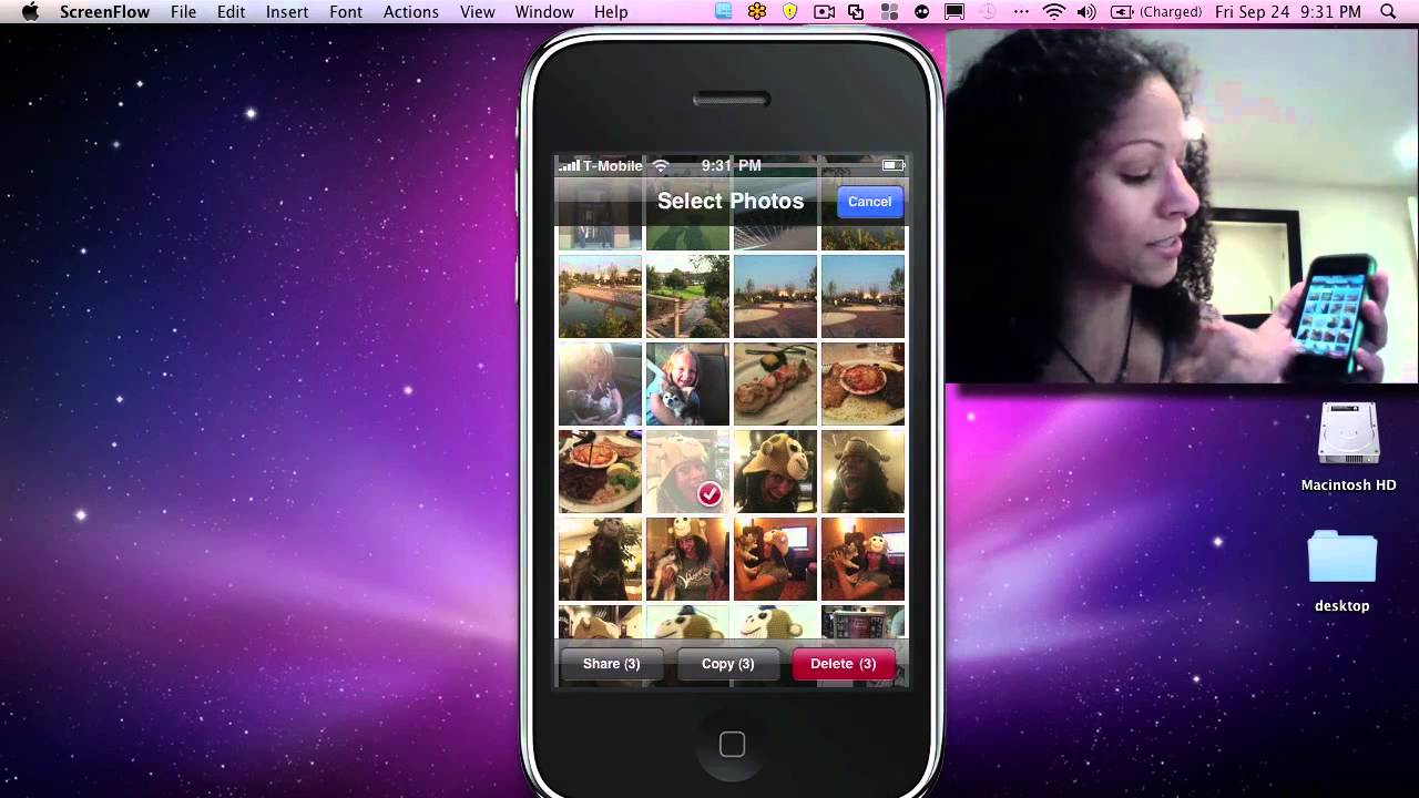 how to add photo to email on iphone