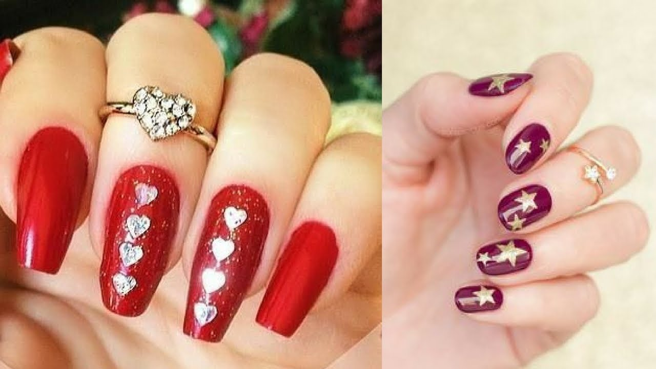 Most Beautiful Nail Art Designs Compilation New Tutorial For Beginners 3
