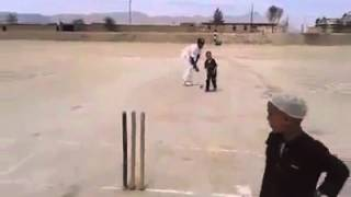Amazing Cricket Talent 3 Years Kid Amazing Swing Bowling