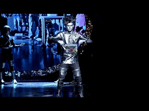 D3 D 4 Dance I Ajeesh Krishna - Robot dance I Mazhavil Manorama