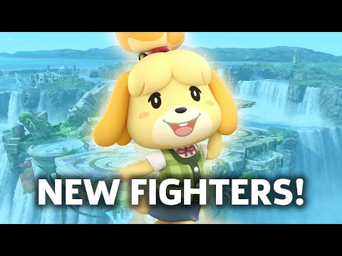 Super Smash Bros. Ultimate: Trying Out The New Characters