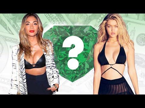 WHO'S RICHER? - Nicole Scherzinger or Gigi Hadid? - Net Worth Revealed!