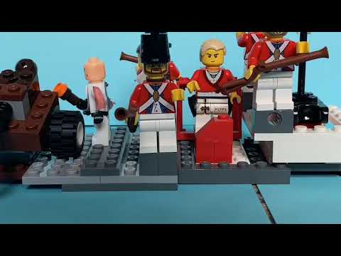 LEGO French And Indian War: The War That Shaped America