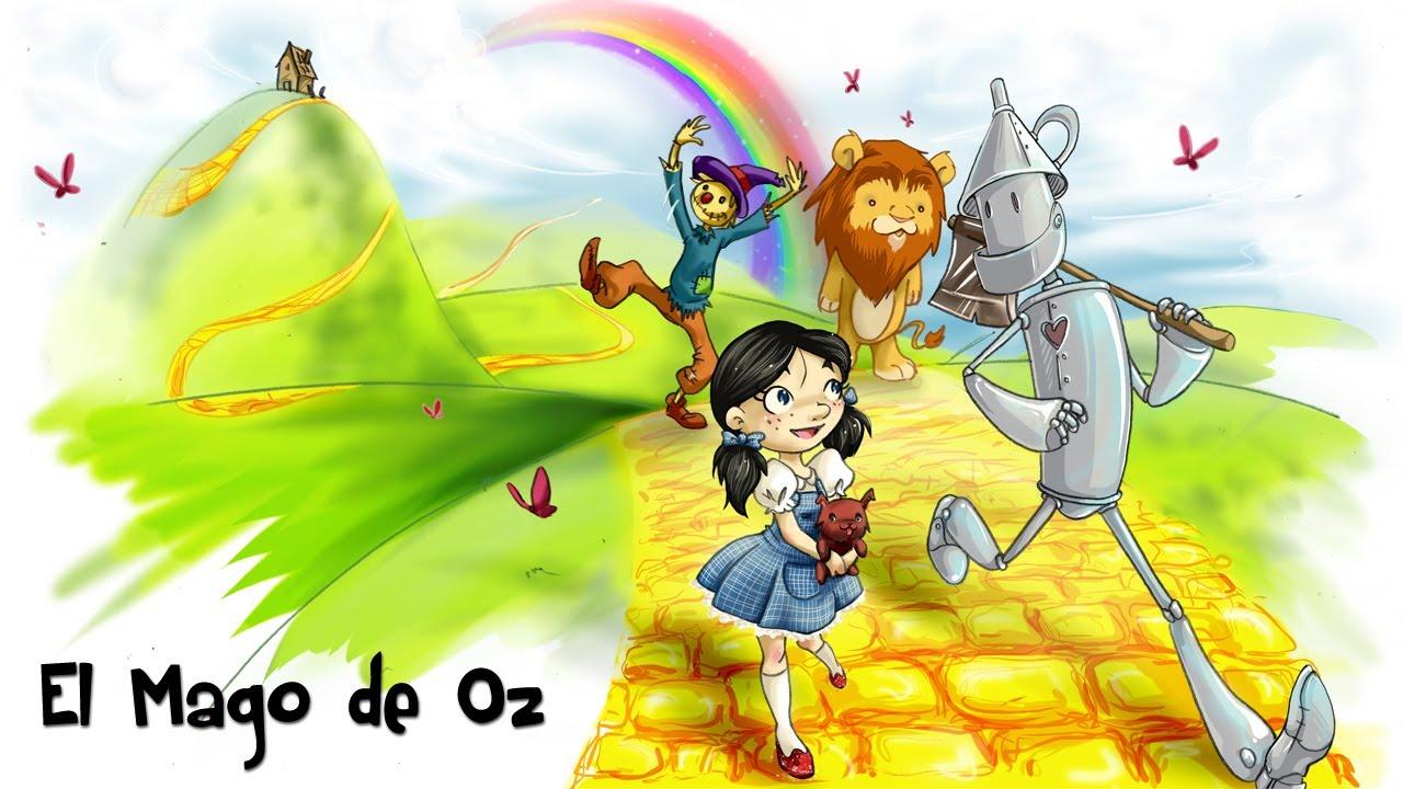 el mago de oz libro infantil pdf