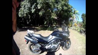 2009 Suzuki  DL650 V-Strom review Aloha Motor Sports Maui