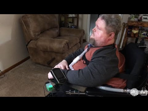 The Freedom Wing Adapter – The First Adapter That Allows a Power Wheelchair to Control Your Xbox