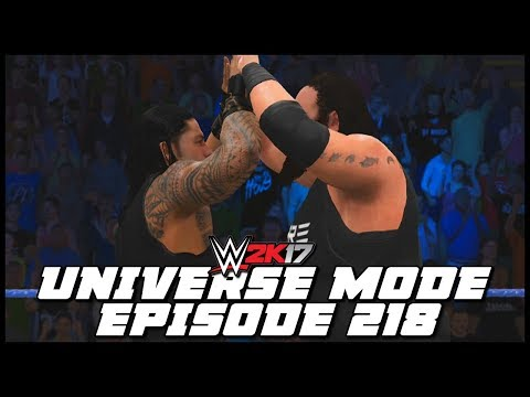WWE 2K17 | Universe Mode - 'FRIENDS OR ENEMIES?!' | #218