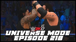 WWE 2K17 | Universe Mode - 'FRIENDS OR ENEMIES?!' | #218