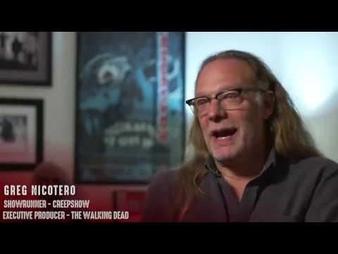 Greg Nicotero Talks Creepshow | A Shudder Original Series