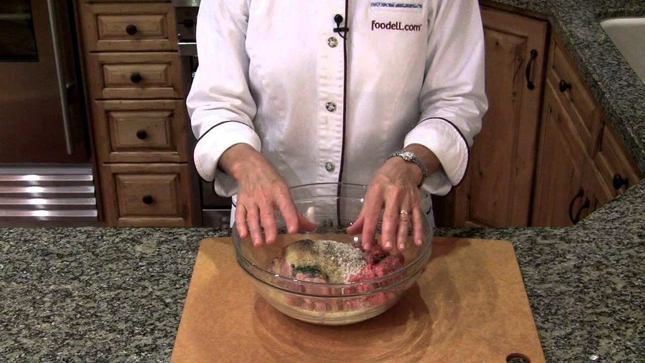 how to make spanish meatballs
