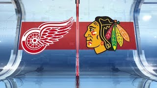 NHL Highlights   Red Wings vs Blackhawks – Jan. 5, 2020