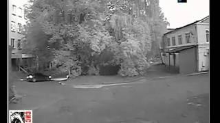 Видеотест  видеокамеры VN60EH технологии Effio E ebrigada.ru(, 2012-03-21T07:00:31.000Z)