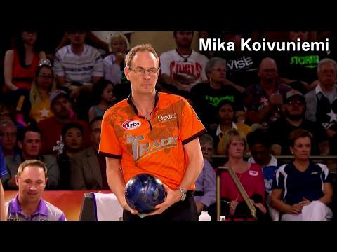PBA Bowling Ball Layouts