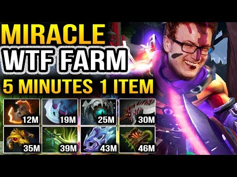 MIRACLE- AM COMEBACK IS HIS DAILY JOB Dota 2