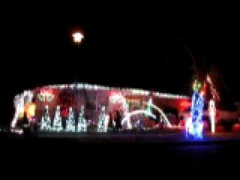 Fullerton Christmas Lights