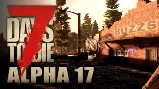 7 Days to Die #015 | Die Ruhe vor dem Sturm | Alpha 17 Gameplay German Deutsch thumbnail
