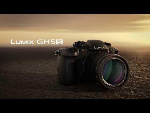 LUMIX GH5S, quella per filmmaker un passo avanti