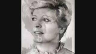 Pilar Lorengar Chi Il Bel Sogno Di Doretta La Rondine G Puccini