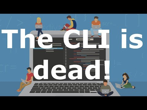GNS3 Talks: The CLI is dead! What are you going to do about it?