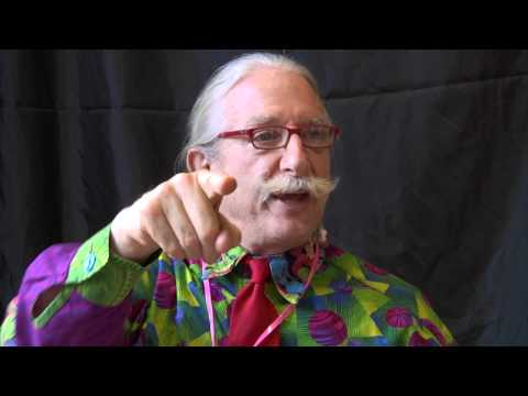 Patch Adams - Single clip interview