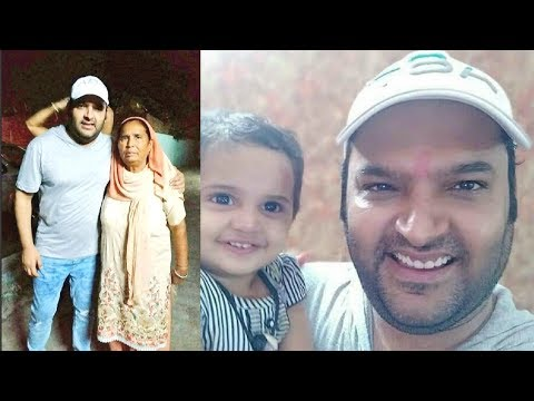 Kapil Sharma's SHOCKING Latest Photos From Raksha Bandhan Celebration 2018