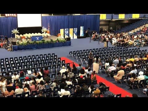 2018 Central Academy Graduation Ceremony