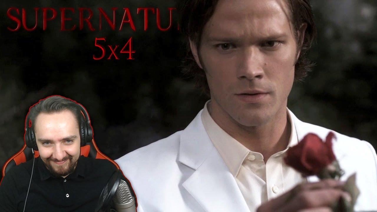 "Download Supernatural Season 5 Episode 4 REACTION ""The End"""