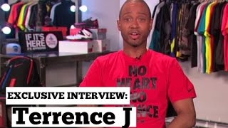E! News Host Terrence J Interview With Ty Alexander GorgeousInGrey Thumbnail