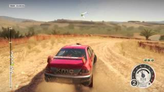 DiRT 2 PC Gameplay with Xbox 360 Controller (DirectX 11, Ultra High, 1080p HD)